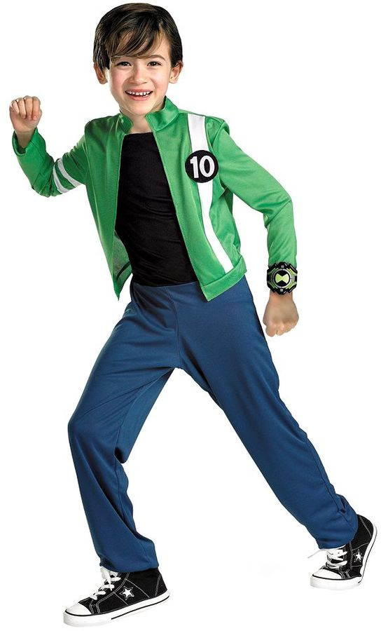 Ben 10 alien force costume - kids