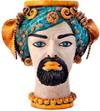 King Ceramic Moor's Head