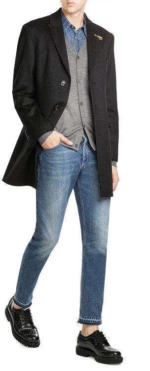 BaldessariniBaldessarini Coat with Wool and Cashmere