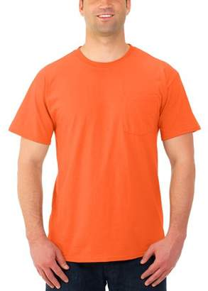 Jerzees Men's Dri-Power Pocket T-Shirt available up to 3XL, 3 Pack