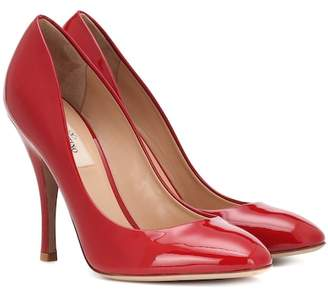 Valentino Killer Studs patent leather pumps