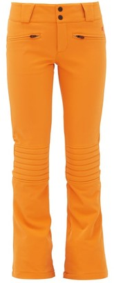 Perfect Moment Aurora Flared Ski Trousers - Womens - Orange