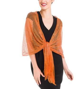MELIFLUOS DESIGNED IN SPAIN Shawl Wrap Fashion Scarf for Women Summer Fall: Evening Dresses, Wedding, Party, Bridal