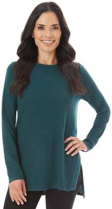 Apt. 9 Women's Vented Crewneck Sweater