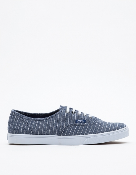 Vans Authentic Lo Pro in Chambray