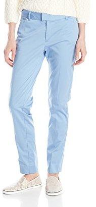 Dockers Women's Essential Slim-Leg Classic Clean-Fit Pant $30 thestylecure.com