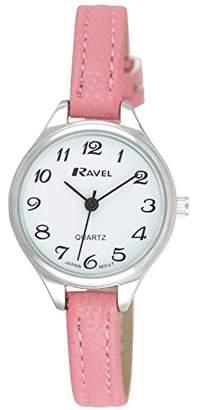 Ravel Womens Analogue Quartz Watch with PU Strap R0131.05.2