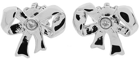 Juicy Couture Bow Stud Earrings
