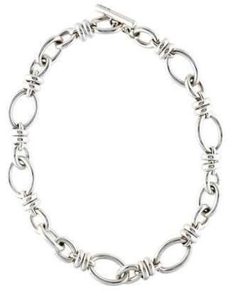 Pomellato 67 Argento Link Necklace