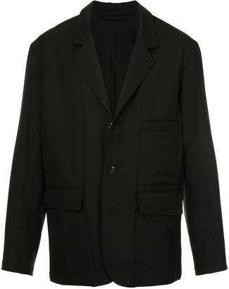 Lemaire classic fitted blazer