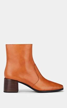 Loeffler Randall Women's Grant Leather Ankle Boots - Brown