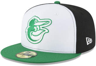 New Era Baltimore Orioles Turn Back The Clock 59FIFTY Fitted Cap