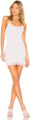 Lovers + Friends Katie Mini Rib Dress