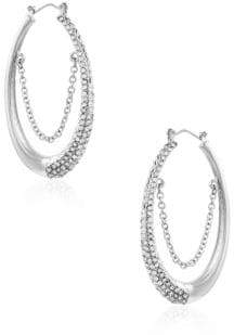 GUESS Earring Update Crystal Earrings