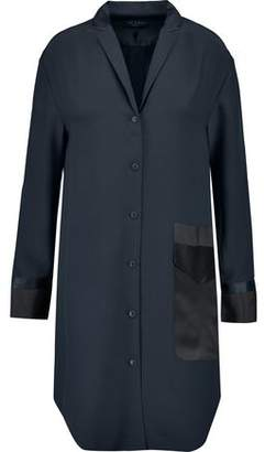 Rag & Bone Woman Ava Silk Shirt Dress Navy Size 0 Rag & Bone Discount Get To Buy Recommend For Sale Low Price Cheap Online Cheap Sale Sale Shop Your Own RgPxc78huC