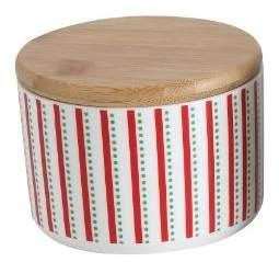 Creative Co-Op Ceramic Jar