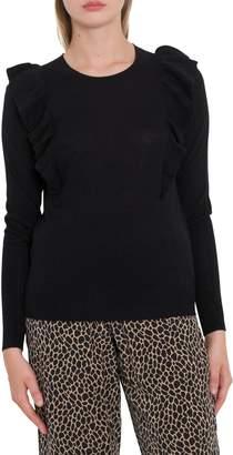 MICHAEL Michael Kors Ruffle Sweater