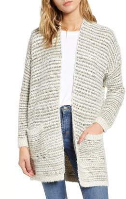 DREAMERS BY DEBUT Texture Stitch Cardigan