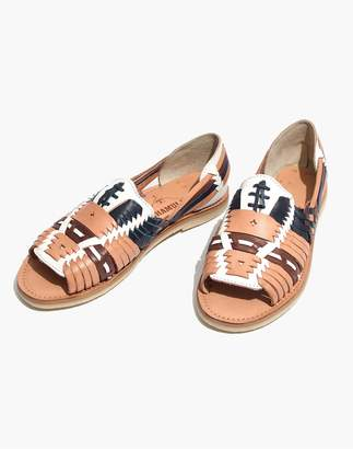 Madewell Chamula Classic Uxmal Huarache Sandals