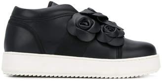 Twin-Set casual flower sneakers