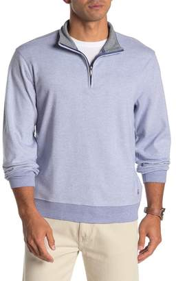 Brooks Brothers Quarter-Zip Pullover Sweater