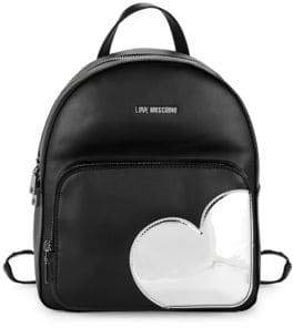 Love Moschino Heart Backpack