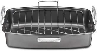 Cuisinart Ovenware 17x13 Nonstick Roaster with Rack