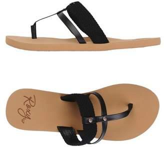 Les Sandales De Entredoigt Sandales Roxy Rx rzi41yzE
