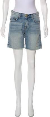 Current/Elliott Denim Knee-Length Shorts w/ Tags
