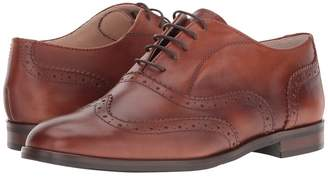Massimo Matteo Oxford Wing Tip Women's Lace Up Wing Tip Shoes