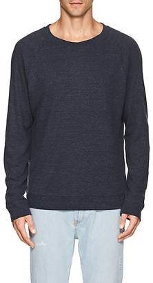 N. Max 'n Chester MAX 'N CHESTER MEN'S RIB-KNIT LINEN-BLEND T-SHIRT