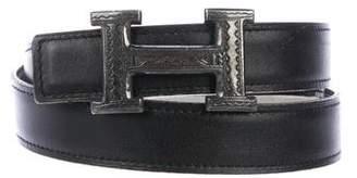 Hermes Reversible Touareg 24MM Belt Kit
