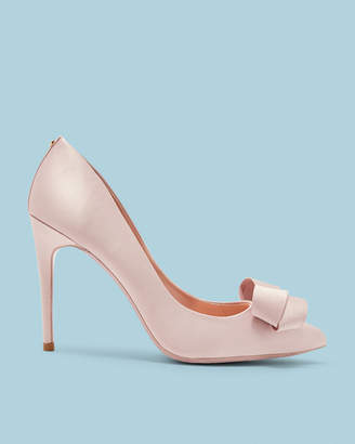 Ted Baker SKALETT Bow detail pointed courts