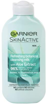 Garnier Natural Aloe Extract Cleansing Milk 200ml