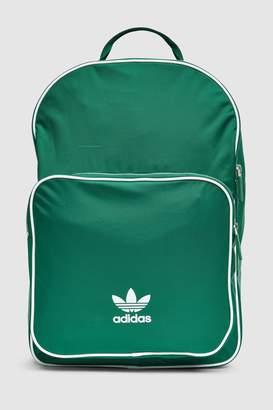 Mens adidas Originals Green Classic Backpack