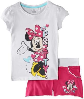 Disney Junior Girl's Minnie Mouse Clothing Set