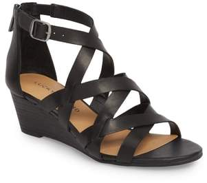 Lucky Brand Jewelia Wedge Sandal