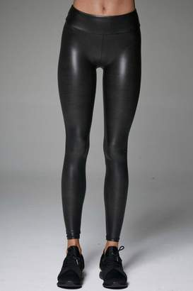 Lanston Leather Legging Pant