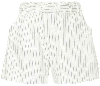 Matin pinstripe shorts