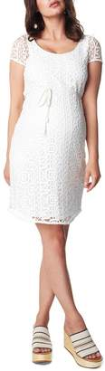 Noppies Elise Woven Lace Maternity Dress