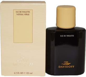 Davidoff Zino Eau De Toilette Spray for Men, 4.2 Ounce