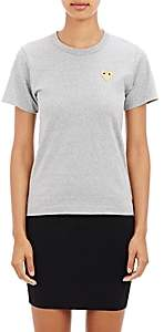 Comme des Garcons Women's Playful Heart T-Shirt - Grey