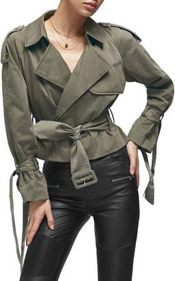 Anine Bing Aria Trench Jacket