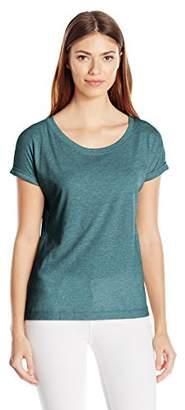 Alternative Women's Short Eco Gauze Drift Sleeve T-Shirt