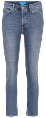 MiH Jeans Niki high-rise straight jeans