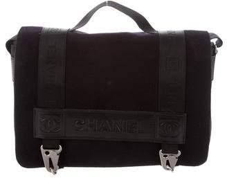 Chanel Sport Ligne Small Messenger Bag