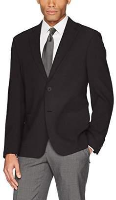 DKNY Men's Solid Blazer