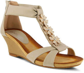 Spring Step Patrizia by Poppy Wedge Sandal - Women's