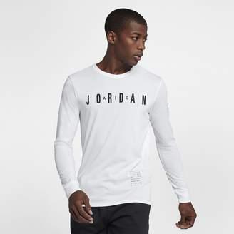 Jordan HO 1 Men's Long-Sleeve Basketball T-Shirt