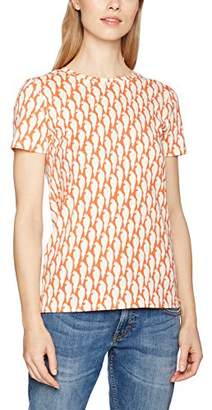 People Tree Peopletree Women's Peter Jensen Parrot Print T-Shirt